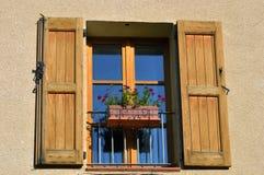 Open window. Provence Stock Photos