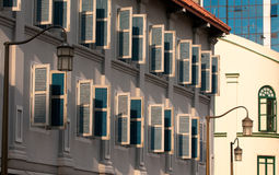 Open Windows Royalty Free Stock Images
