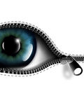 Open your eyes Royalty Free Stock Image