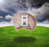 Open your mind Royalty Free Stock Photos