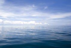 Open zee Royalty-vrije Stock Afbeelding