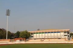 Openbaar sportstadion stock foto