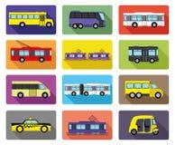 Openbaar vervoer vector illustratie