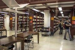 Openbare bibliotheek Mario de Andrade stock fotografie