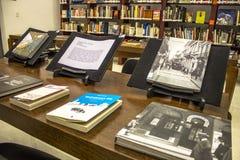 Openbare bibliotheek Mario de Andrade stock afbeelding