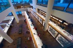 Openbare bibliotheek van Amsterdam Royalty-vrije Stock Afbeelding