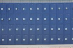 Openbare kast Stock Foto's