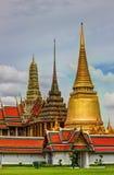 Openbare koninklijke tempel met hemelachtergrond Royalty-vrije Stock Afbeeldingen