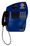 Openbare payphone Royalty-vrije Stock Afbeeldingen