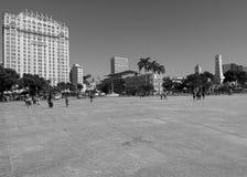 Openbare Promenade voor Museum van Morgen stock fotografie