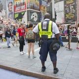 Openbare veiligheidspolitieagent. Stock Foto's