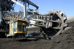 Opencast mining Royalty Free Stock Photos
