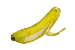 Opened Banana Royalty Free Stock Images