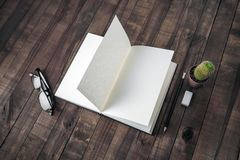 Book and stationery stock images