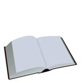 Opened book Royalty Free Stock Photo