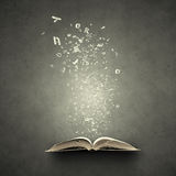Opened book Royalty Free Stock Photography