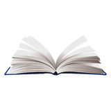 Opened book vector illustration Royalty Free Stock Photos