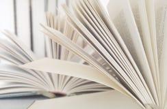 Opened books Stock Photos