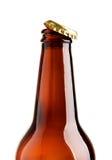Opened bottle Stock Photography