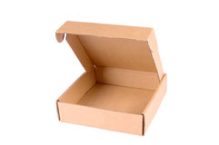 Opened box Stock Photography