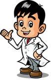 Opened doctor Stock Image