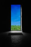 Opened door Royalty Free Stock Photography