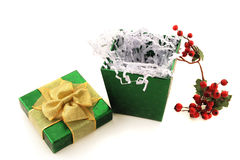 Opened Gift Stock Images