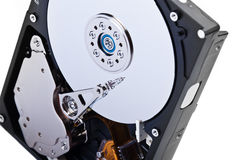 HDD detail Royalty Free Stock Image
