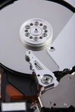 Opened harddisk Royalty Free Stock Photography