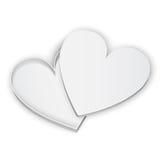 Opened Heart Gift Box Stock Photos