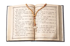 Opened Holy Bible Royalty Free Stock Images