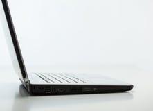 Opened laptop Royalty Free Stock Photo
