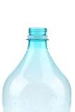 Opened neck plastic bottle. Stock Photo