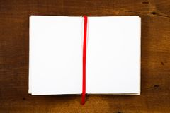 Free Opened Notebook Stock Image - 99927781