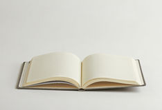 Opened notebook  Stock Photo