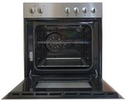 Opened oven 2 Stock Images