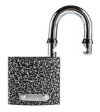 Opened padlock Royalty Free Stock Images