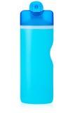 Opened plastic bottle Stock Photo