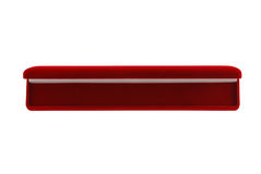 Free Opened Red Velvet Gift Box Royalty Free Stock Images - 20256989