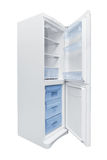 Opened Refrigerator Stock Photography