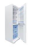 Opened Refrigerator Stock Photography