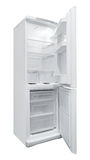 Opened Refrigerator Royalty Free Stock Images