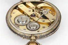 Opened watch Royalty Free Stock Photo