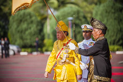 Opening Ceremony Royalty Free Stock Photography