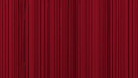 Opening Cinema Curtains