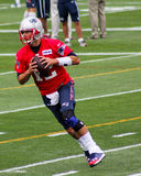 Opening Day at New England Patriots Training Camp. Royalty Free Stock Photography