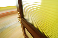 Opening the Door Stock Photos