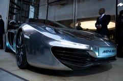 Opening of the McLaren showroom in London Stock Photo