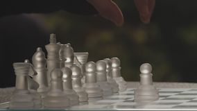 Game of chess opening move variation two