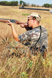 Opening of season of hunt Stock Images